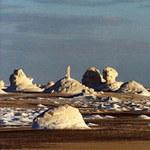 Du lịch - Tuyệt tác sa mạc trắng từ thiên nhiên
