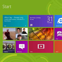 Windows 8 s khng h tr gadget