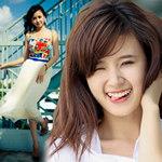 Hậu trường phim - Ngắm hotgirl Midu đẹp tựa thiên thần