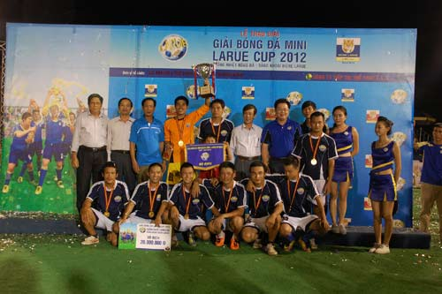Larue Cup 2012 Qung Bnh  Si ng cng bng  VN, Cc mn th thao khc, Th thao, 