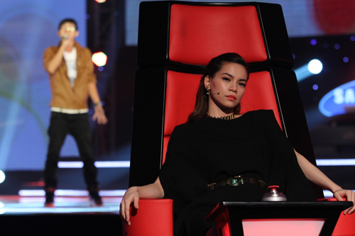 The Voice ln cn st sau m u tin, Ca nhc - MTV, giong hat viet, giong hat viet 2012, ging ht vit, ging ht vit 2012, The voice, video giong hat viet, video clip giong hat viet, huan luyen vien, Dam Vinh Hung, Ho Ngoc Ha, Thu Minh, Tran Lap, truyen hinh thuc te, The X Factor, American Idol, Huong Tram, Dinh Huong, Ba Loc, Quoc Cuong, thi sinh, tin tuc