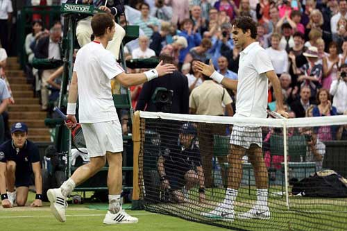 5 lý do Murray bại trận trước Federer, Thể thao, chung ket wimbledon, murray vs federer, federer danh bai murray, andy murray, roger federer, wimbledon 2012, , tennis, quan vot, the thao, bao the thao, tin the thao
