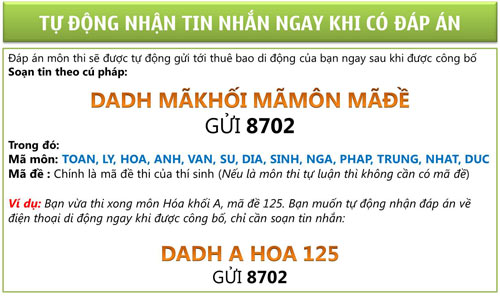 Gi  li gii  thi Vn khi C &amp; D 2012, Tin tc trong ngy, 