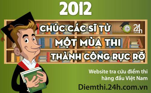 Gợi ý lời giải đề thi Văn khối C & D 2012 - 2