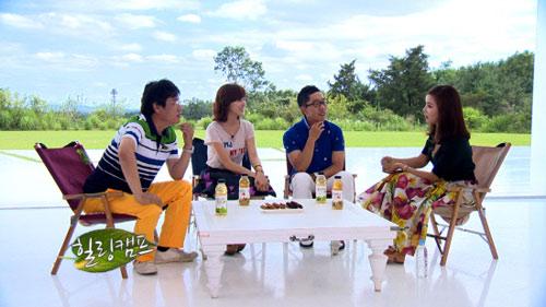 Vợ Jang Dong Gun ghen cảnh nóng của chồng - 2