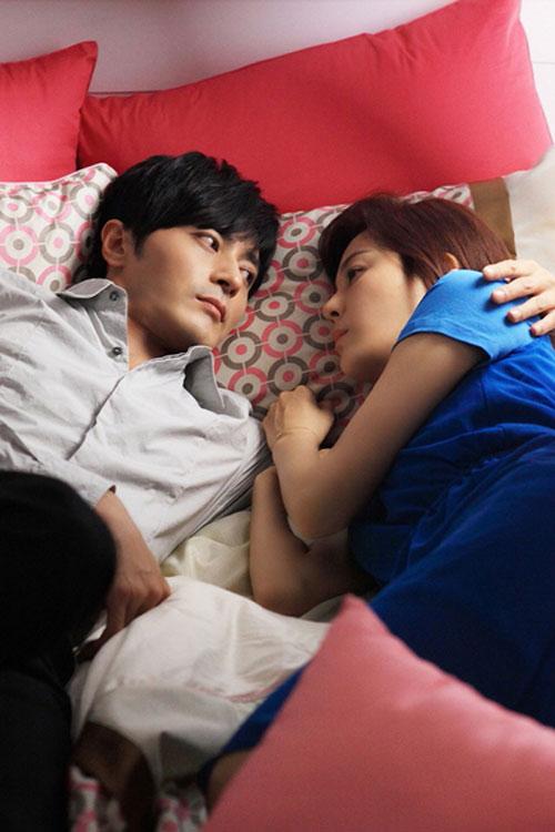 Vợ Jang Dong Gun ghen cảnh nóng của chồng - 5