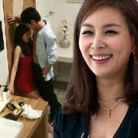 Vợ Jang Dong Gun ghen cảnh nóng của chồng