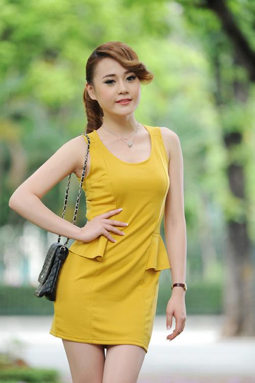 Màu vàng tôn da cho thiếu nữ Việt - 1