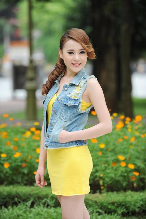Màu vàng tôn da cho thiếu nữ Việt - 3