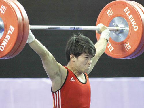 Trần Lê Quốc Toàn: Gánh nặng Olympic - 1
