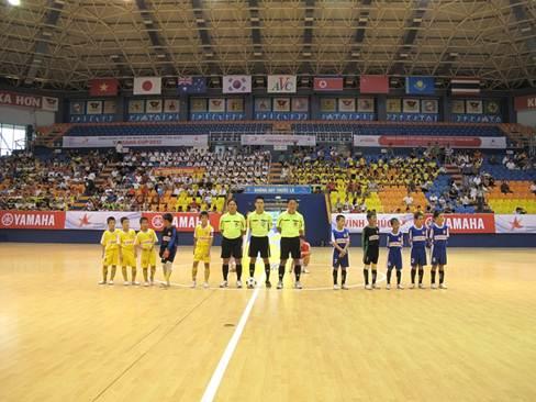 Lễ trao giải bóng đá nhi đồng Yamaha Cup 2012 - 1