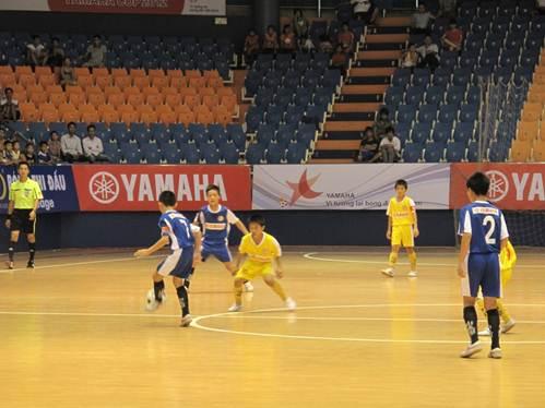 Lễ trao giải bóng đá nhi đồng Yamaha Cup 2012 - 2