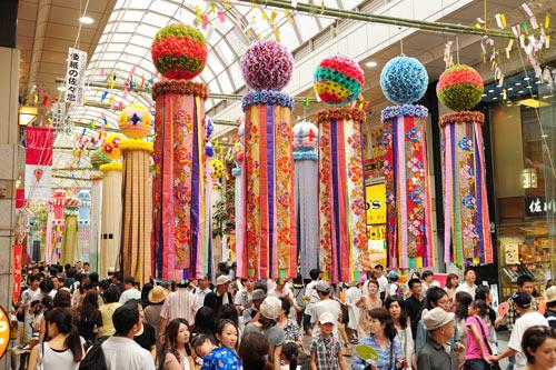 Du học sinh tại Nhật tìm hiểu lễ hội Tanabata - 1