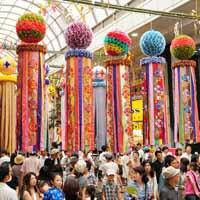 Du học sinh tại Nhật tìm hiểu lễ hội Tanabata