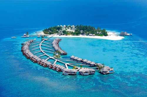 10 khách sạn nổi đẹp nhất thế giới - 5