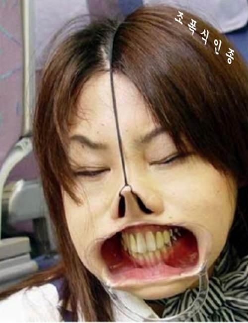 """Những phụ nữ Nhật gây """"choáng"""" - 4"""