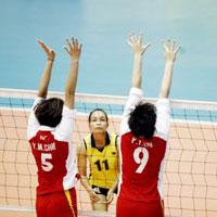 """Bóng chuyền nữ VN """"thử lửa"""" ở VTV Cup 2012"""