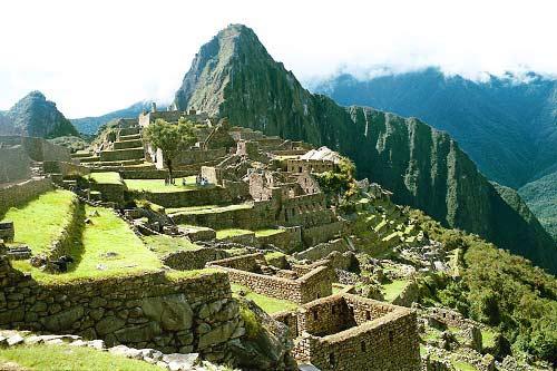 Machu Picchu - Thành phố bị mất của người Inca - 2
