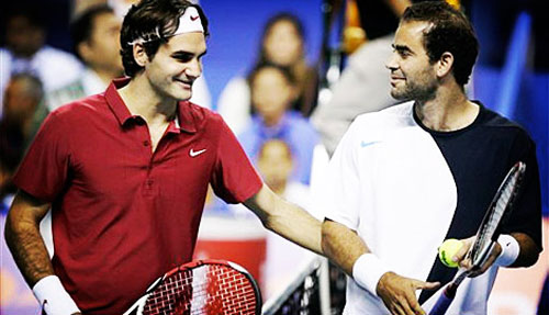 Gii m chc V Wimbledon ca Federer, Th thao, Federer vo dich Wimbledon, Wimbledon, tennis, video tennis, Grand Slam, the thao, quan vot, tay vot, san co, FedEx, Murray, federer- murray