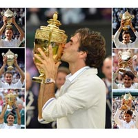 Giải mã chức VĐ Wimbledon của Federer