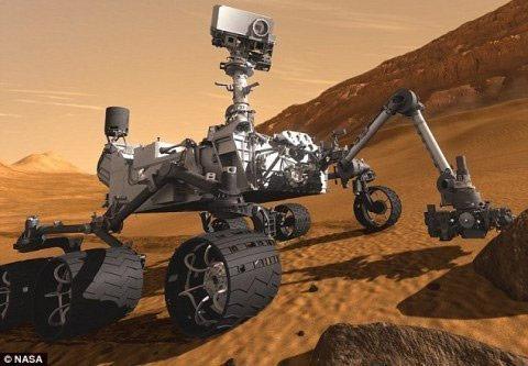 Sắp tìm thấy sự sống trên sao Hỏa? - 1
