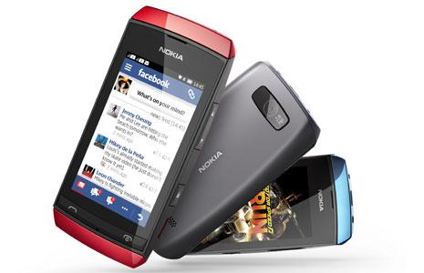 Nokia Asha 305 cảm ứng, 2 sim 2 sóng mới đang hot - 2