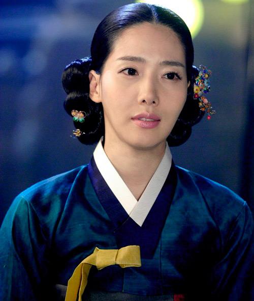 Mê mẩn kỹ nữ trong phim Việt - Hàn - 11