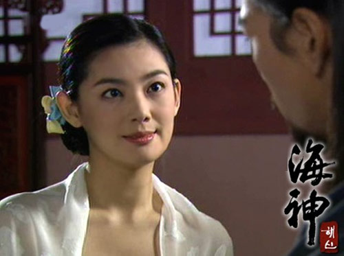 Mê mẩn kỹ nữ trong phim Việt - Hàn - 8