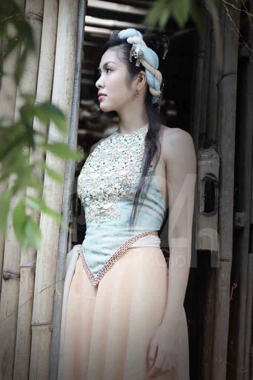 Mê mẩn kỹ nữ trong phim Việt - Hàn - 12