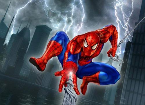Game hay: Siêu nhân nhện - 1