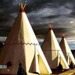 Du lịch - Nghỉ chân tại khách sạn lều độc đáo ở Mỹ