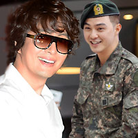 Chàng điển trai Kim Ji Hoon xuất ngũ