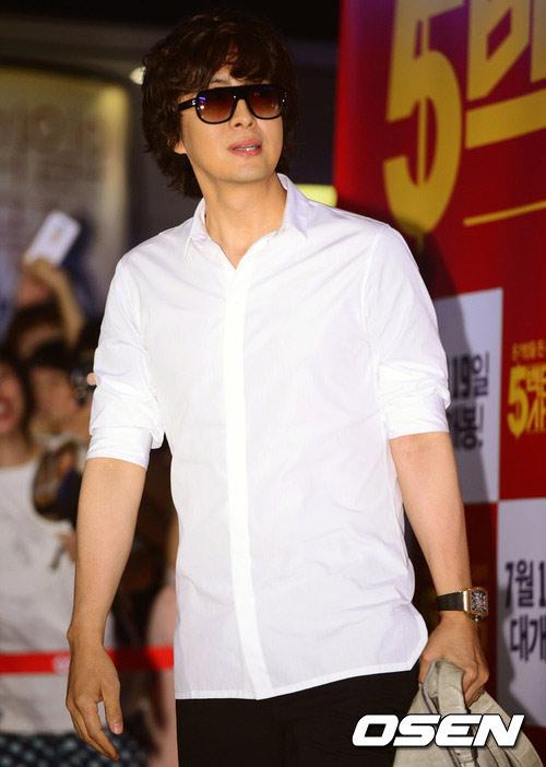 Chàng điển trai Kim Ji Hoon xuất ngũ - 6