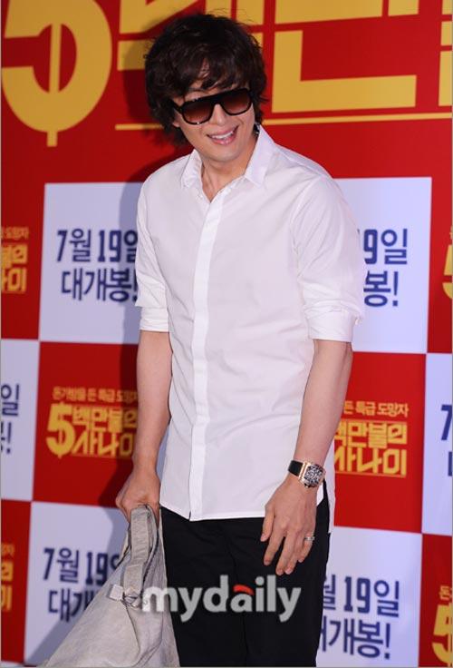 Chàng điển trai Kim Ji Hoon xuất ngũ - 8