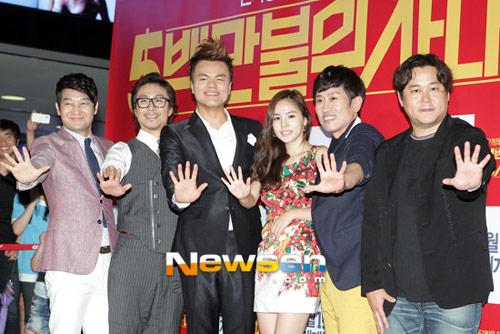 Chàng điển trai Kim Ji Hoon xuất ngũ - 4