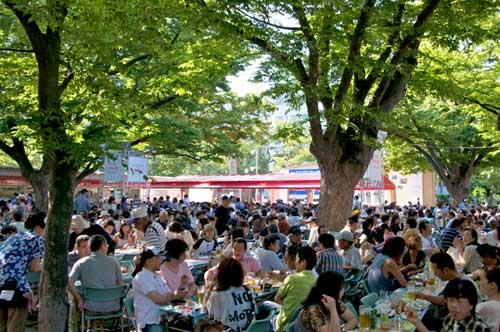 Du học Nhật Bản, thưởng ngoạn mùa hè tại Sapporo - 2