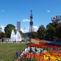 Du học Nhật Bản, thưởng ngoạn mùa hè tại Sapporo