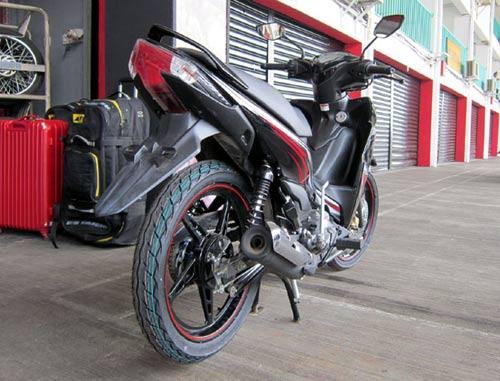 Yamaha Jupiter Z1 giá khoảng 33 triệu đồng - 6