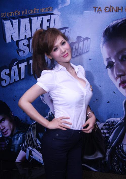 """Nhật Kim Anh: Nữ """"sát thủ"""" sexy - 12"""