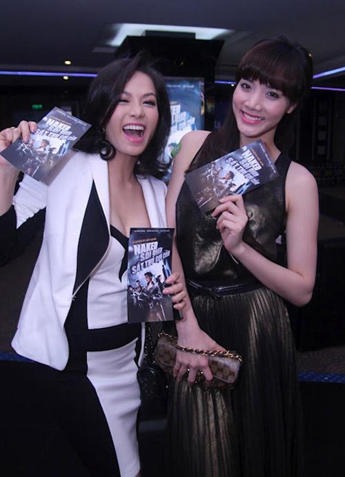 """Nhật Kim Anh: Nữ """"sát thủ"""" sexy - 7"""