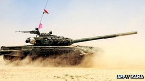 Thảm sát Tremseh: Quân đội Syria giải trình - 1