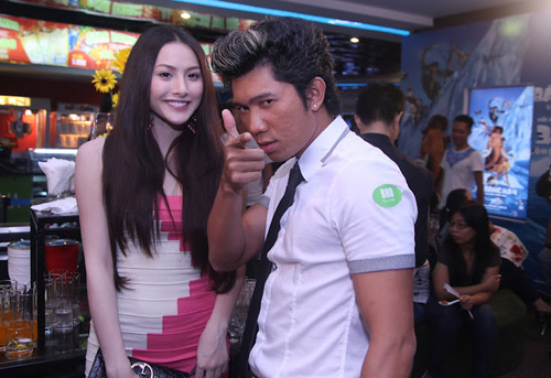 """Nhật Kim Anh: Nữ """"sát thủ"""" sexy - 13"""