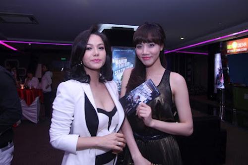 """Nhật Kim Anh: Nữ """"sát thủ"""" sexy - 6"""
