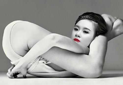 Angela Phương Trinh biến dạng vì antifan, Phim, Angela Phương Trinh, nguoi me nhi, mui ngo gai, antifan, dien vien, nude, sao viet, ghep hinh, phim
