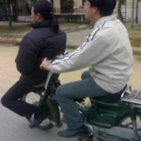 Những hình ảnh chỉ có ở Việt Nam (69)