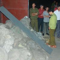 Bắt 200 tấn quặng lậu trị giá tiền tỷ