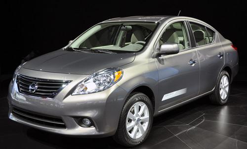 Top 15 chiếc xe giá rẻ năm 2012 (phần cuối) - 6