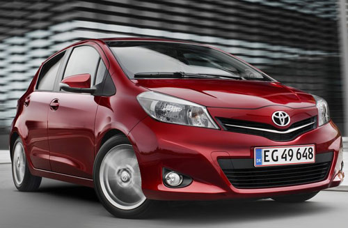 Top 15 chiếc xe giá rẻ năm 2012 (phần cuối) - 1