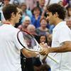 """Tennis 8: Federer khuyên Murray kiêng """"sex"""""""