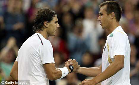 Nadal quyt tm bo th ti Olympic, Th thao, nadal, rafael nadal, tay vot so 3 the gioi, lun n 2012 tennis, olympic 2012, olympic london, the van hoi olympic 2012, lich olympic 2012, lich thi dau olympic 2012, bang xep hang olympic 2012, bang xep hang huy chuong olympic 2012, ket qua thi dau olympic 2012, video olympic 2012, the thao, bao the thao, tin the thao, the thao 24h
